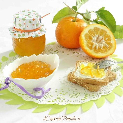marmellata arance amare