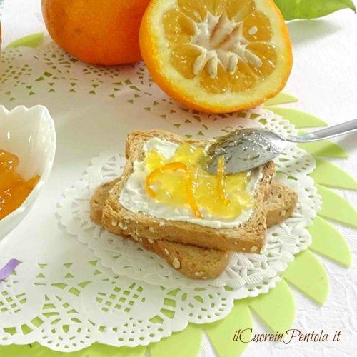 marmellata di arance amare ricetta