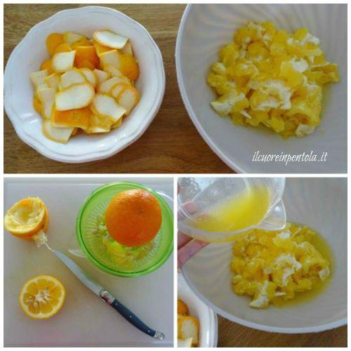 spremere succo arance