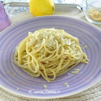 pasta con cipolle