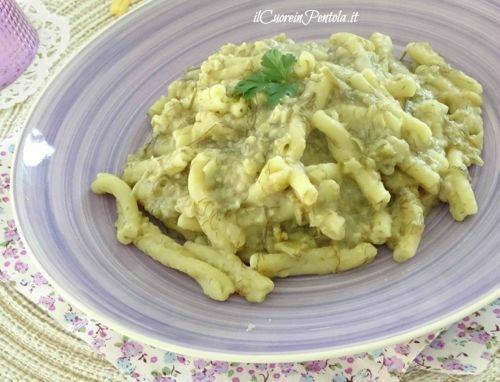 pasta con fave secche ricetta