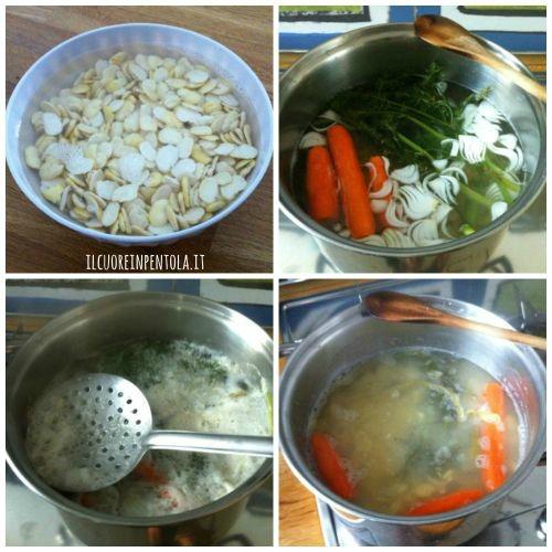 cuocere fave secche
