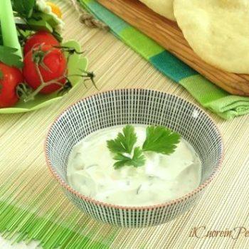 salsa tzatziki ricetta