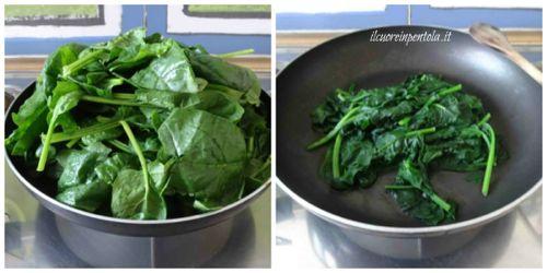 lessare spinaci