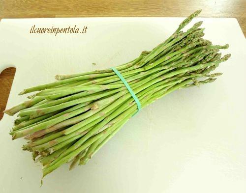 asparagi fusto sottile