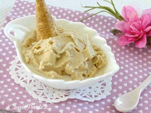 gelato al caffe senza uova ricetta