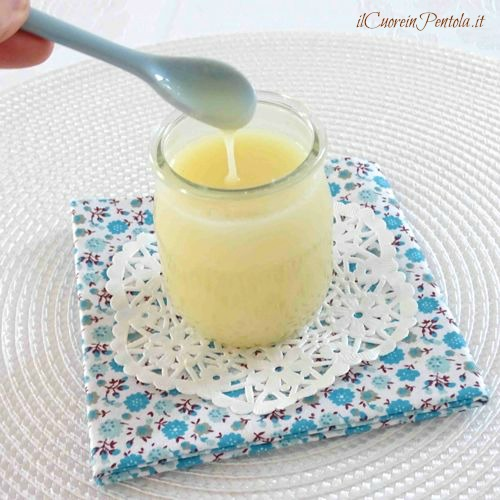 latte condensato ricetta