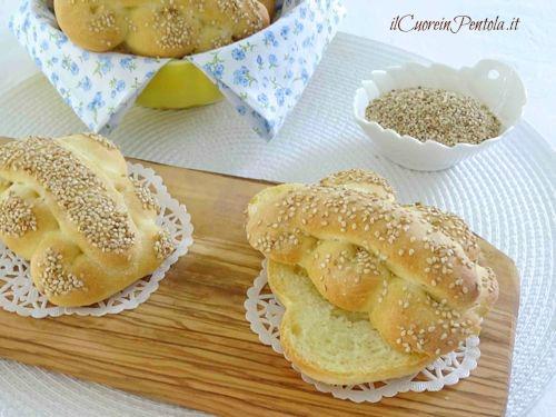 mafalde siciliane pane ricetta
