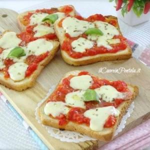 pizzette di pancarre