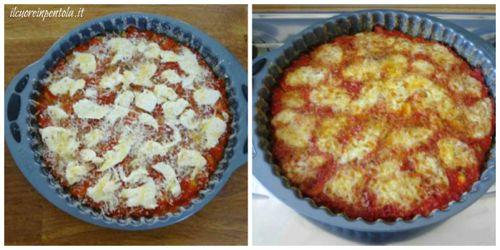 cuocere zucchine alla pizzaiola in forno