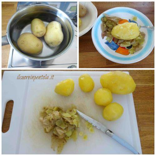 bollire patate