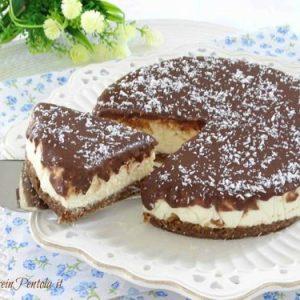 cheesecake cocco e nutella2