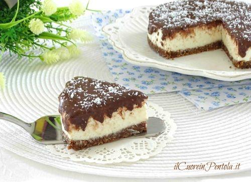 cheesecake cocco e nutella3