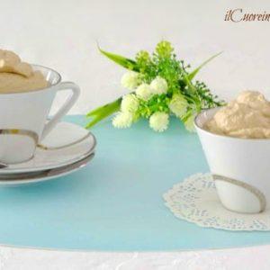crema fredda al caffe