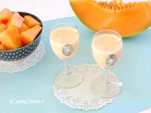 liquore al melone meloncello