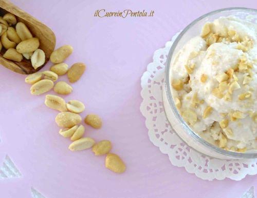 gelato arachidi