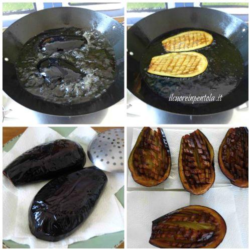 friggere melanzane