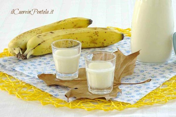 liquore alla banana bananino