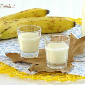 liquore cremoso alla banana bananino