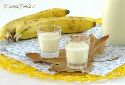 Bananino: liquore alla banana