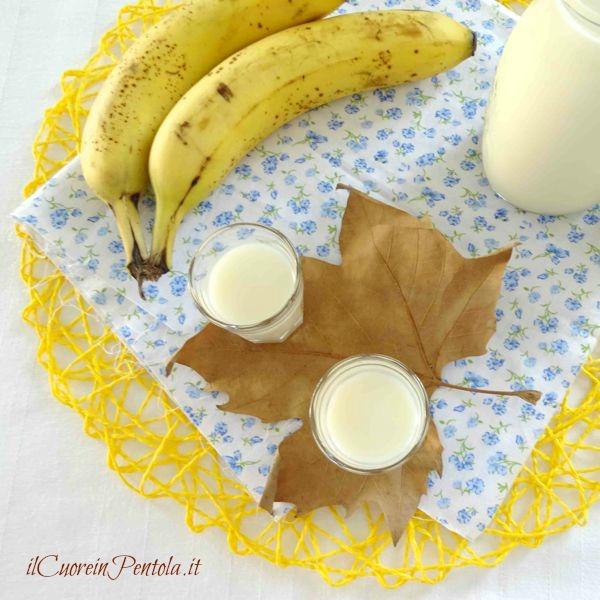 bananino liquore alla banana