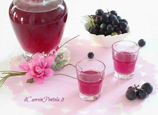 liquore alluva fragola