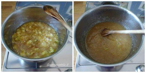 cuocere marmellata di fichi