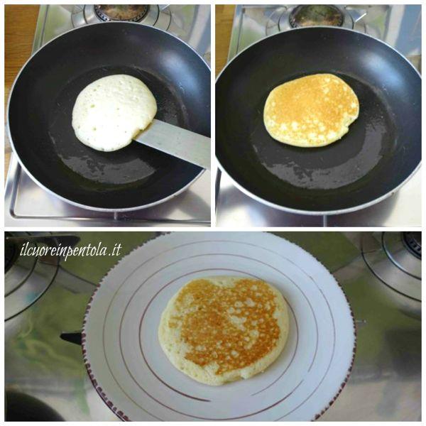 girare pancake