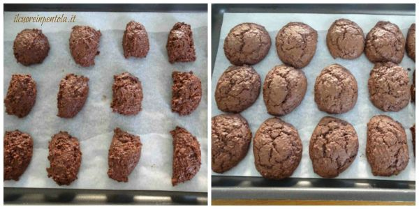 cuocere biscotti