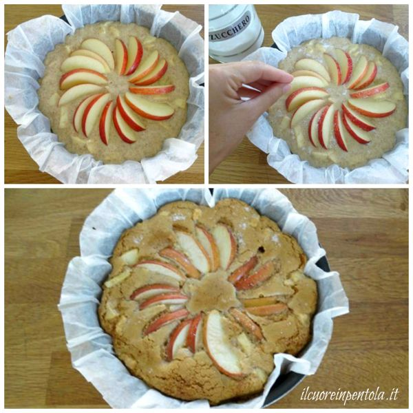 cuocere torta in forno