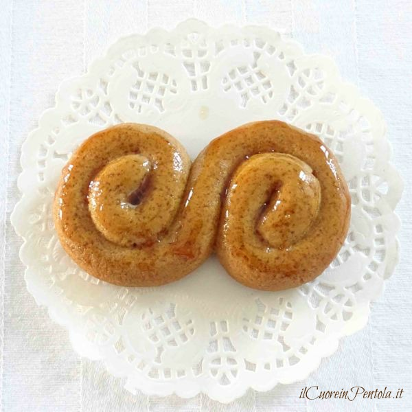 biscotti a doppia spirale