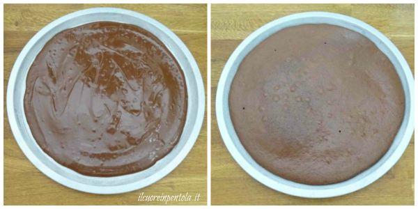 cuocere base al cacao