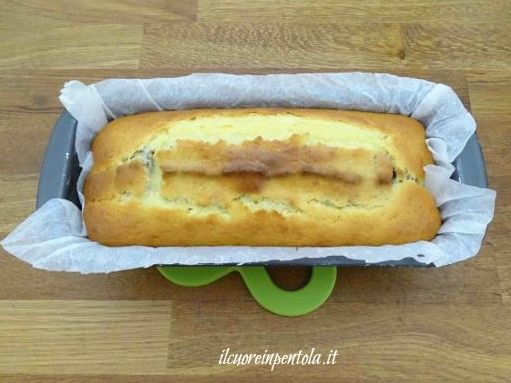 plumcake con sorpresa cotto