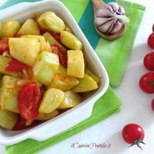 zucchine spinose al forno