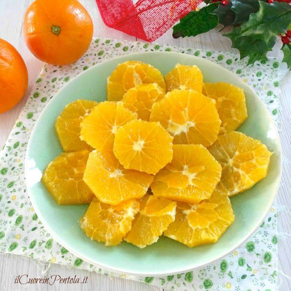 arance al maraschino