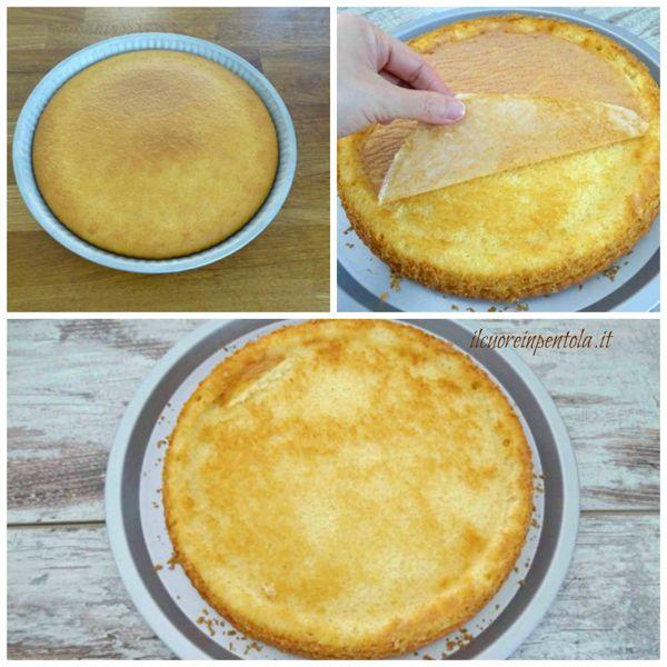 cottura crostata morbida