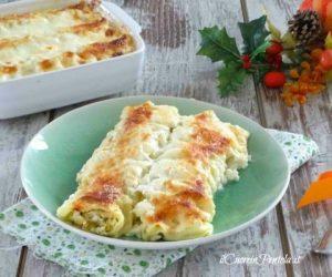 Cannelloni con verza