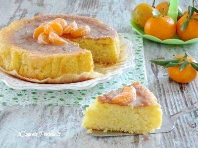 Torta al mandarino