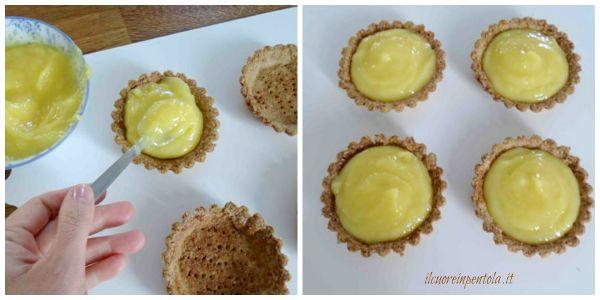farcire con lemon curd