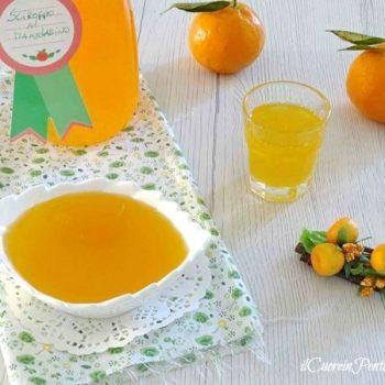 sciroppo al mandarino