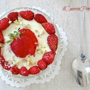 dolci con le fragole