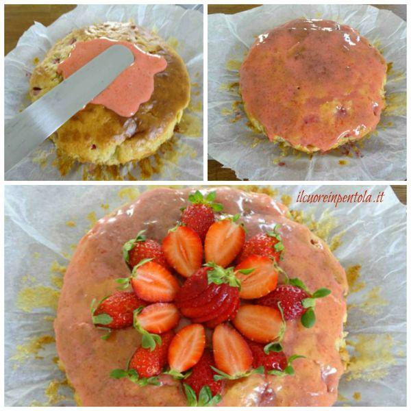 decorare torta
