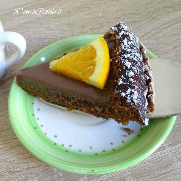 torta lindt fetta
