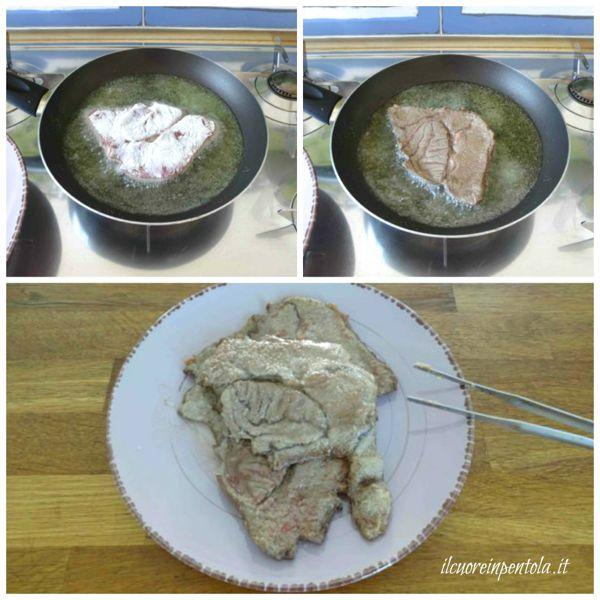 friggere carne