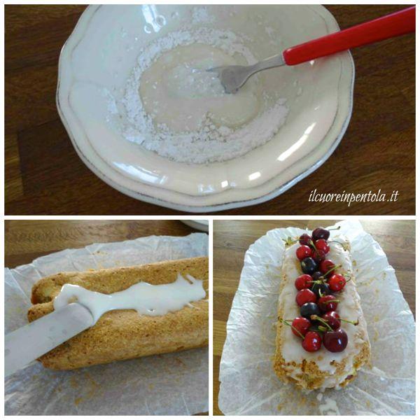 decorare plumcake