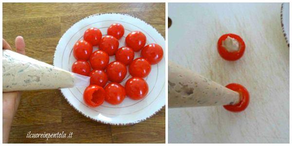 farcire pomodori