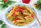 Pasta con i peperoni