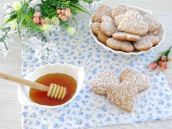 biscotti al miele facili e veloci