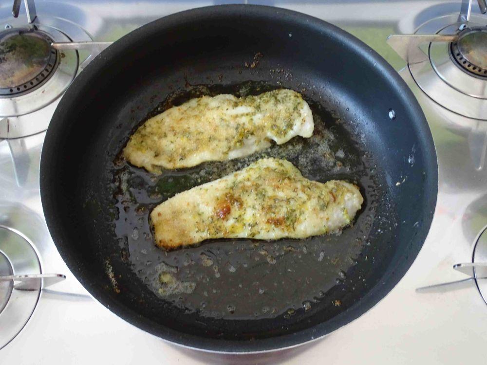 cuocere filetti in forno