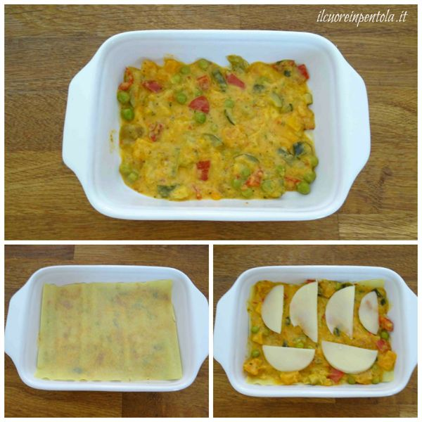 preparare lasagne